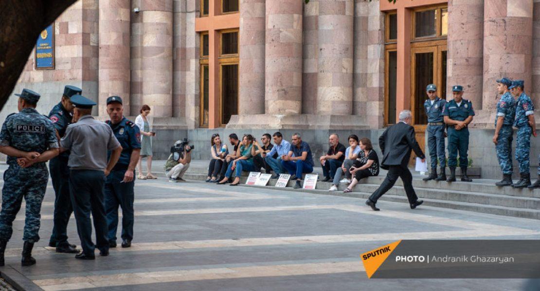 Aksiya rodstvenniki Yerevan
