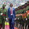 Президент Замбии потерял сознание на военном параде