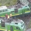 В России столкнулись два поезда, погибли двое