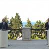 Совместная пресс-конференция Президента Азербайджана Ильхама Алиева и Президента Евросовета Шарля Мишеля - Прямая трансляция)