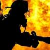 В Габале потушен пожар в горной местности со сложным рельефом