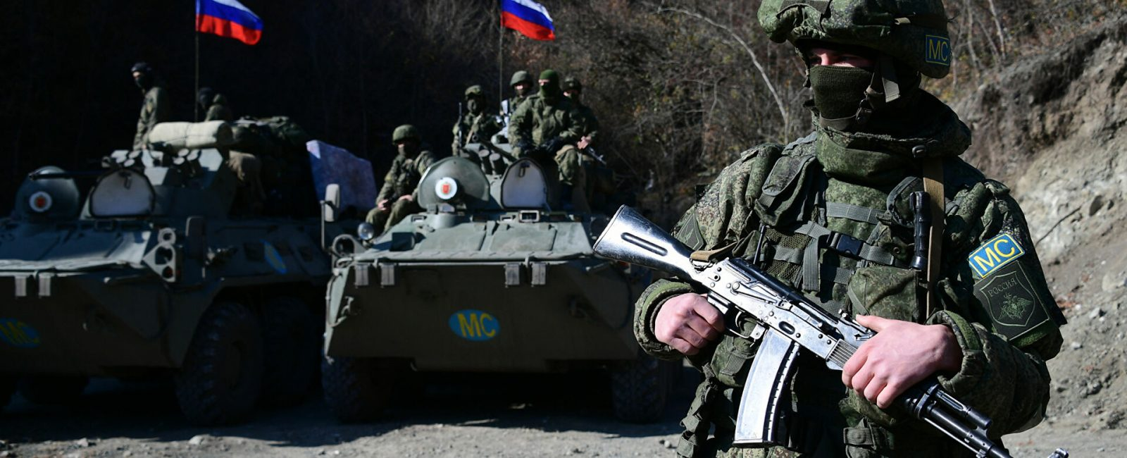 rossiyskiya mirotvortsi v karabaxe