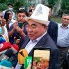 Акаев заявил, что намерен вернуться жить на родину