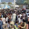 По меньшей мере 17 человек пострадали в давке в аэропорту Кабула