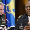 Министры обороны США и России провели телефонный разговор