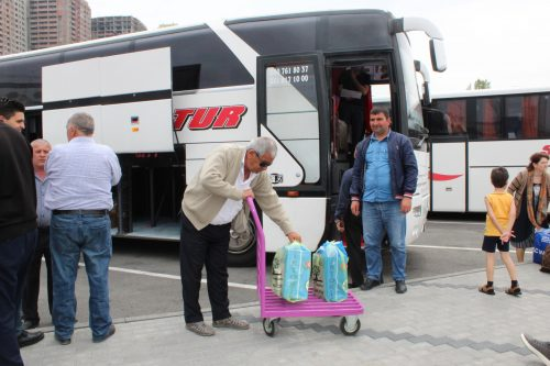 V Azerbaydjane oqranicheno peredvijenie bez kovid pasporta