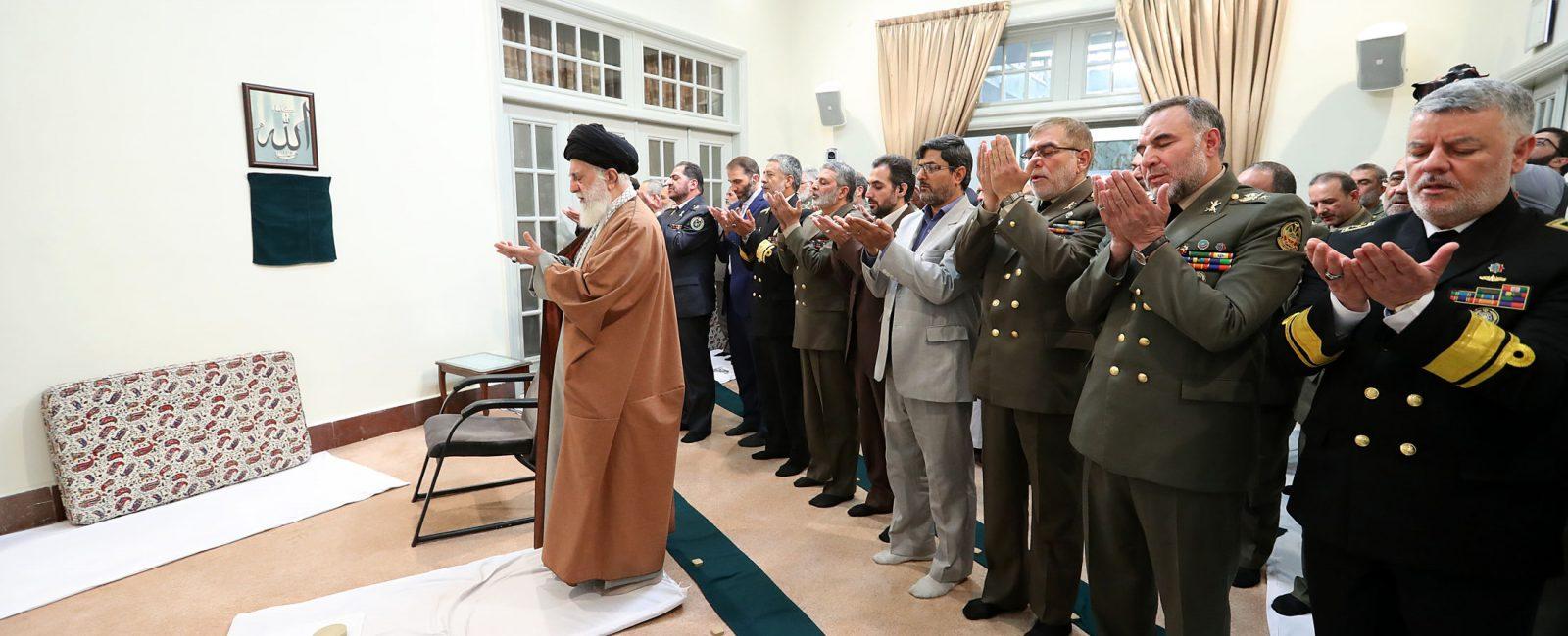 vlasti Irana