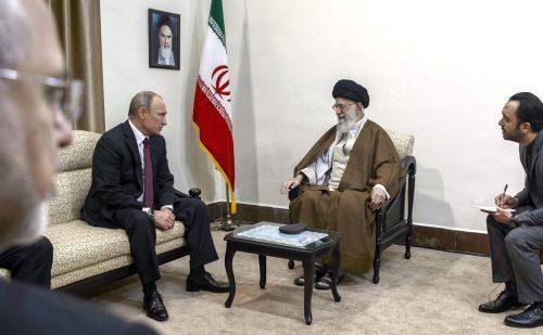 Putin i Xamneyi